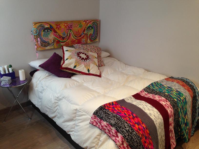 מיטה בסגנון הודי