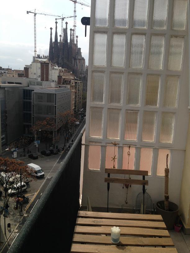 נוף ממרפסת